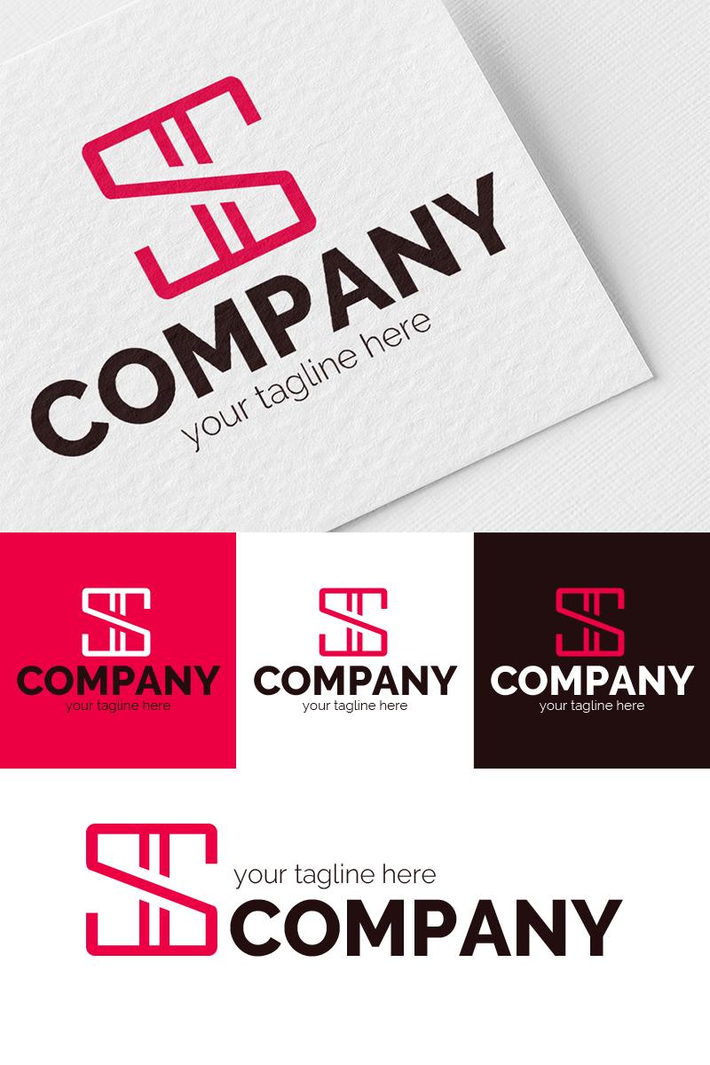 Letter S + Finance Logo Template