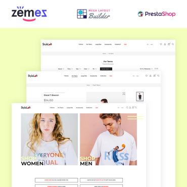 Купить  пофессиональные PrestaShop шаблоны. Купить шаблон #85186 и создать сайт.