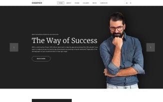 Copron - Financial Advisor Multipage Corporate Joomla Template
