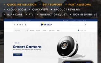 Tronex Electronics Store OpenCart Template