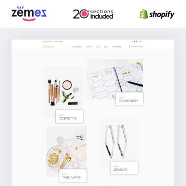 Купить  пофессиональные Shopify шаблоны. Купить шаблон #85226 и создать сайт.