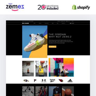 Купить  пофессиональные Shopify шаблоны. Купить шаблон #85227 и создать сайт.