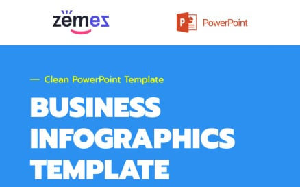 Entorum - Business with flexible infographics PowerPoint Template