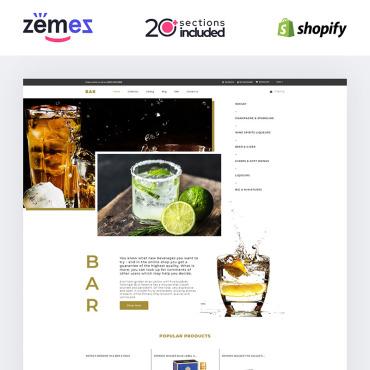 Купить  пофессиональные Shopify шаблоны. Купить шаблон #85248 и создать сайт.