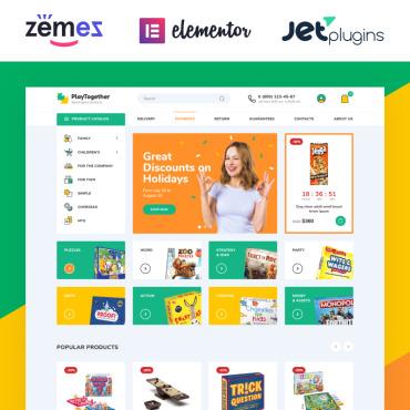 Купить  пофессиональные WooCommerce шаблоны. Купить шаблон #85270 и создать сайт.