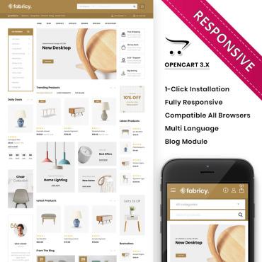 Купить  пофессиональные OpenCart шаблоны. Купить шаблон #85283 и создать сайт.