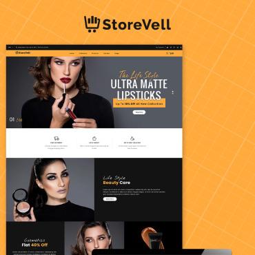 Купить  пофессиональные Shopify шаблоны. Купить шаблон #85284 и создать сайт.