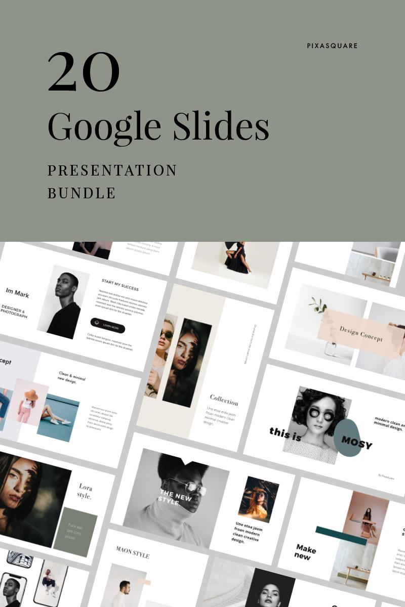 Bundle - 17 Presentation Google Slides №85222