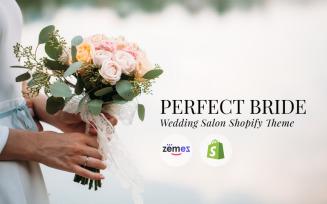 Perfect Bride - Wedding Salon Shopify Theme
