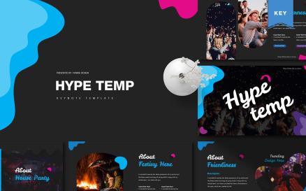 Hype | Keynote Template