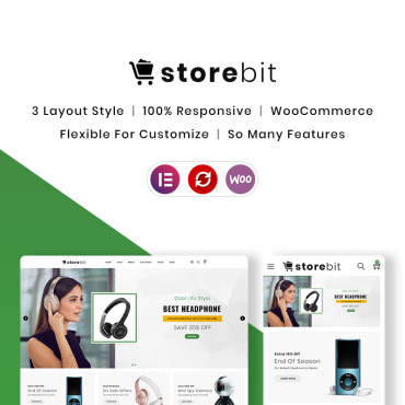 Купить  пофессиональные WooCommerce шаблоны. Купить шаблон #85398 и создать сайт.