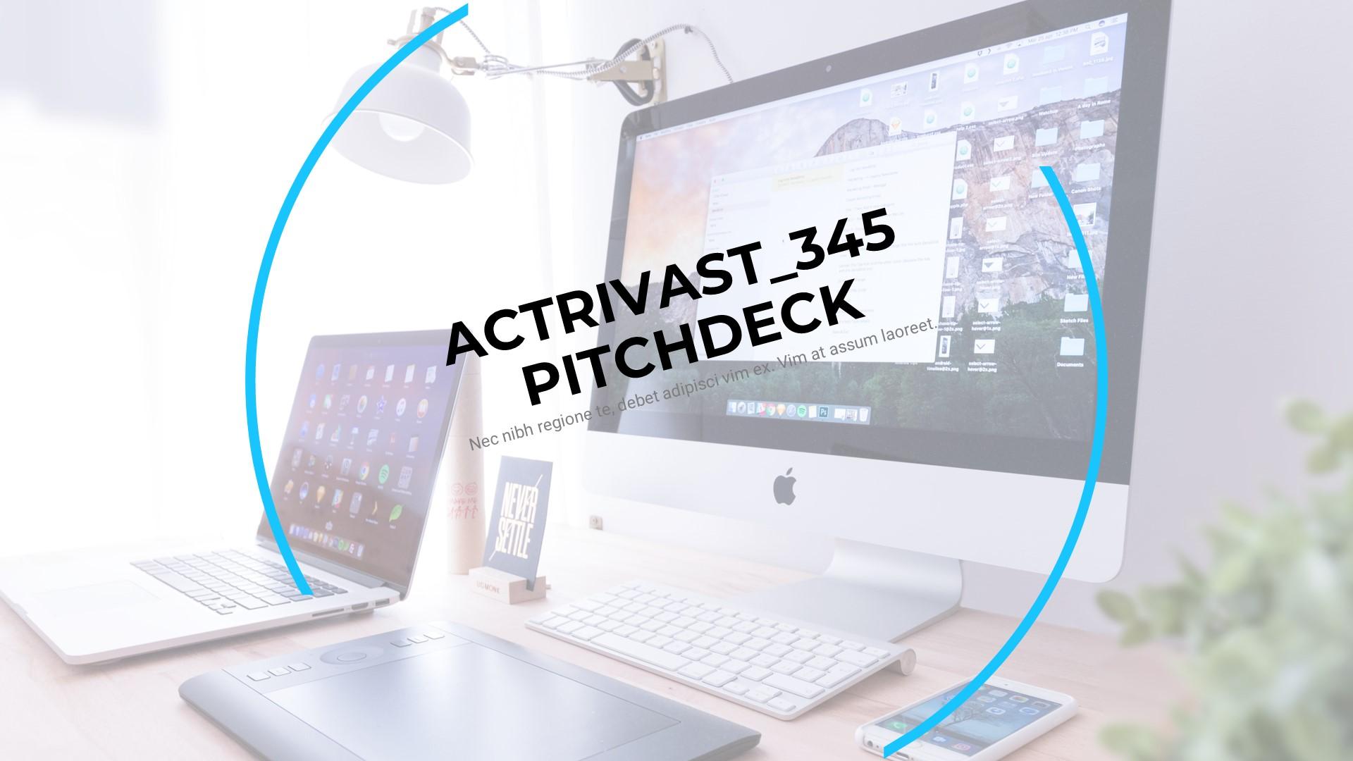 Arctivast_345 - Creative Business Google Slides - screenshot