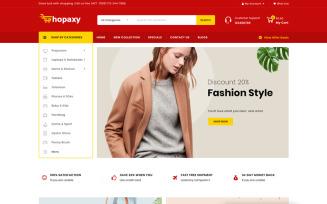 Shopaxy - Megashop OpenCart Template