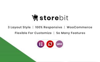Storebit - Electronics WooCommerce Theme