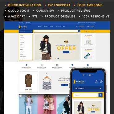 Купить  пофессиональные OpenCart шаблоны. Купить шаблон #85400 и создать сайт.