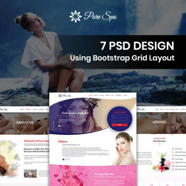 Купить  пофессиональные PSD шаблоны. Купить шаблон #85402 и создать сайт.