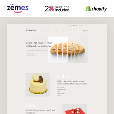 Купить  пофессиональные Shopify шаблоны. Купить шаблон #85486 и создать сайт.