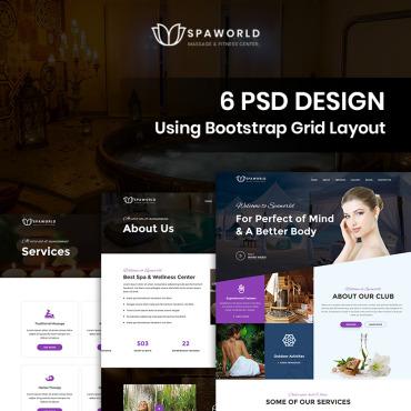 Купить  пофессиональные PSD шаблоны. Купить шаблон #85566 и создать сайт.