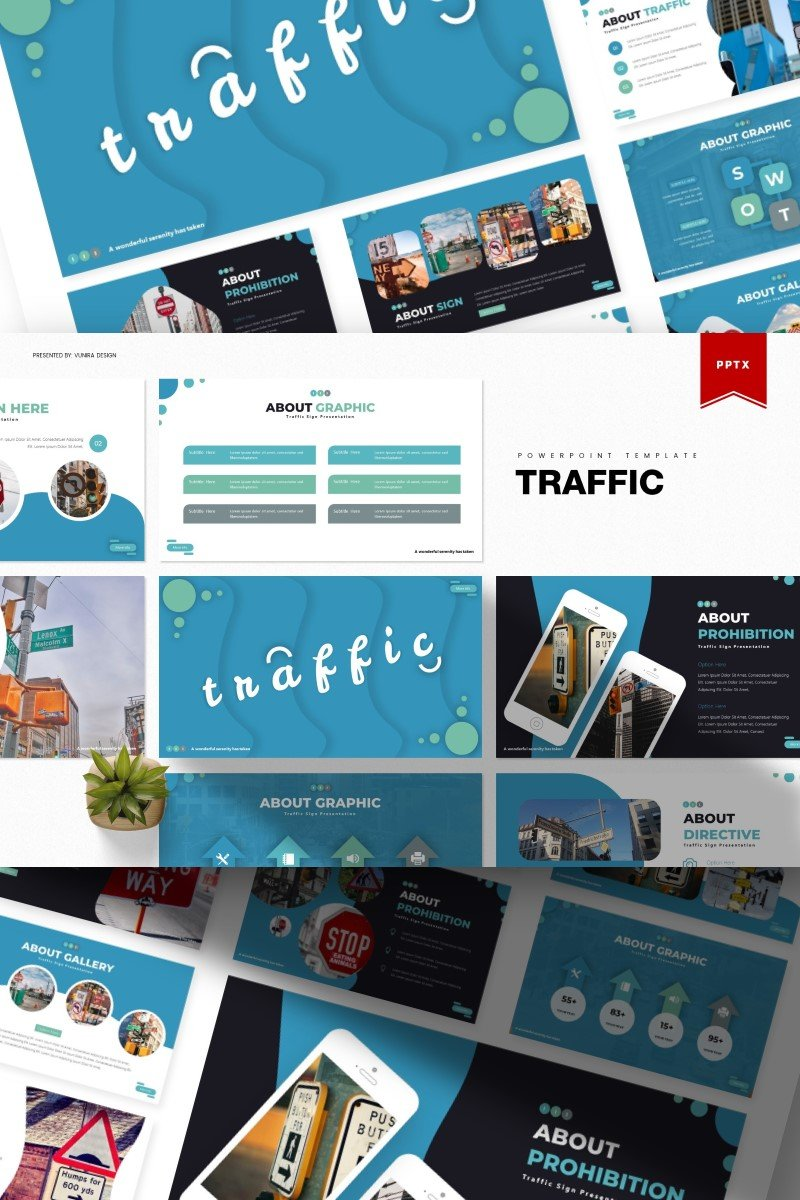 Traffic | PowerPoint Template