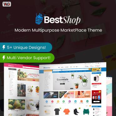 Купить  пофессиональные WooCommerce шаблоны. Купить шаблон #85734 и создать сайт.