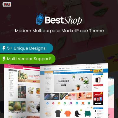 BestShop - Multi Vendor MarketPlace WooCommerce Theme #85734