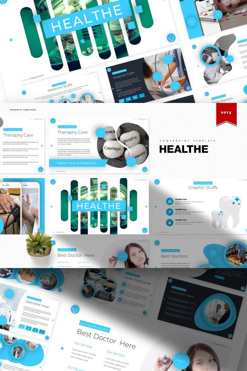 Healthe | PowerPointmall #85766