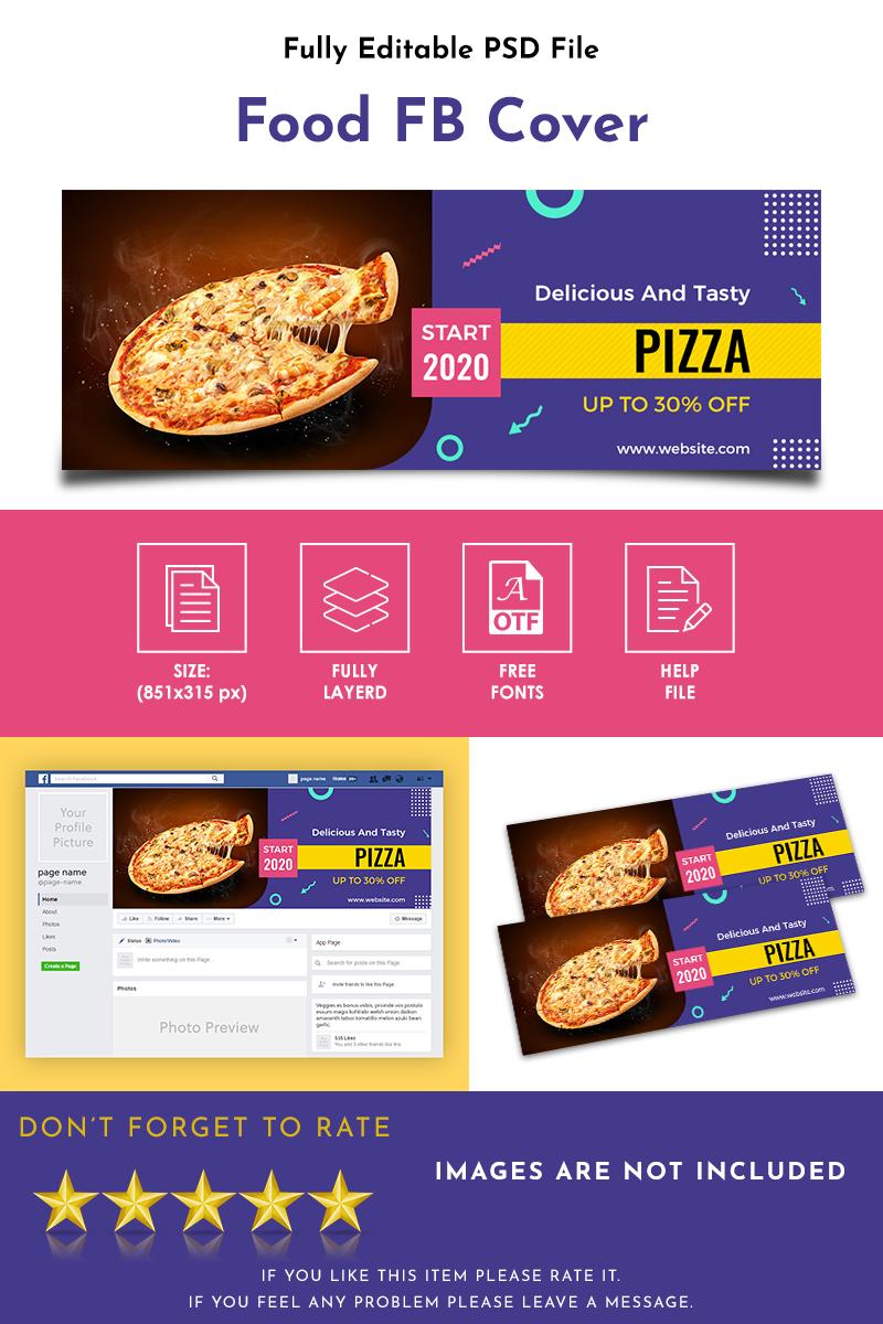 Food Facebook Cover Social Media - screenshot