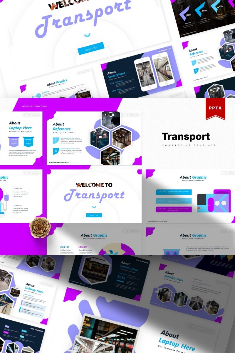 Transport | PowerPoint Template
