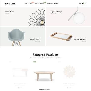 Купить  пофессиональные WooCommerce шаблоны. Купить шаблон #85910 и создать сайт.