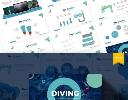 Diving | Google Slide
