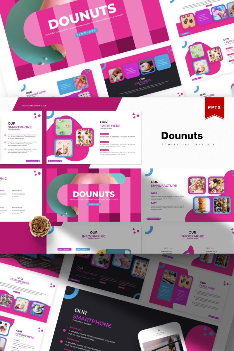 Dounuts | PowerPoint Template