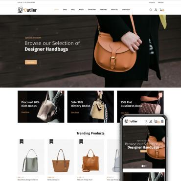 Купить  пофессиональные WooCommerce шаблоны. Купить шаблон #86051 и создать сайт.