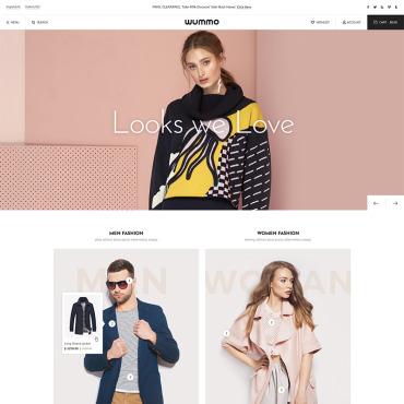 Купить  пофессиональные WooCommerce шаблоны. Купить шаблон #86122 и создать сайт.