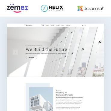 Купить  пофессиональные Joomla шаблоны. Купить шаблон #86175 и создать сайт.