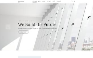 Architeca - Architecture Agency Multipage Stylish Joomla Template