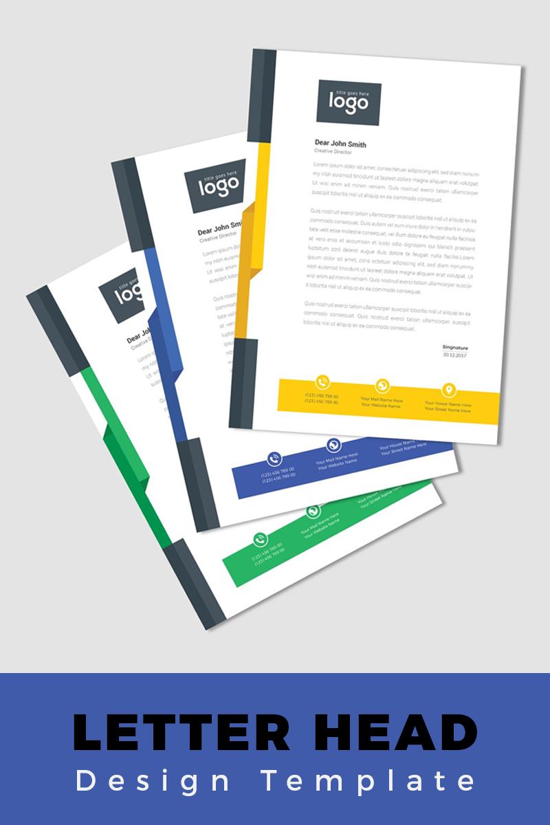 Design Express Corporate Identity Template - screenshot