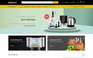 MegaSell - Multipurpose Store Shopify Theme
