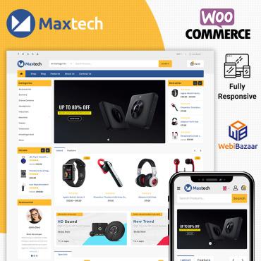 Купить  пофессиональные WooCommerce шаблоны. Купить шаблон #86313 и создать сайт.