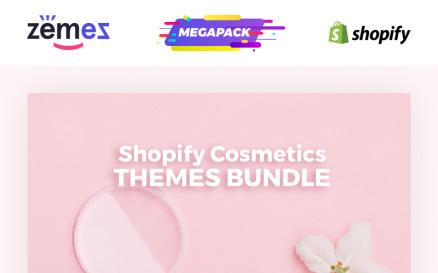 Cosmetics Themes Bundle - Shopify Theme