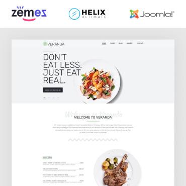 Купить  пофессиональные Joomla шаблоны. Купить шаблон #86398 и создать сайт.