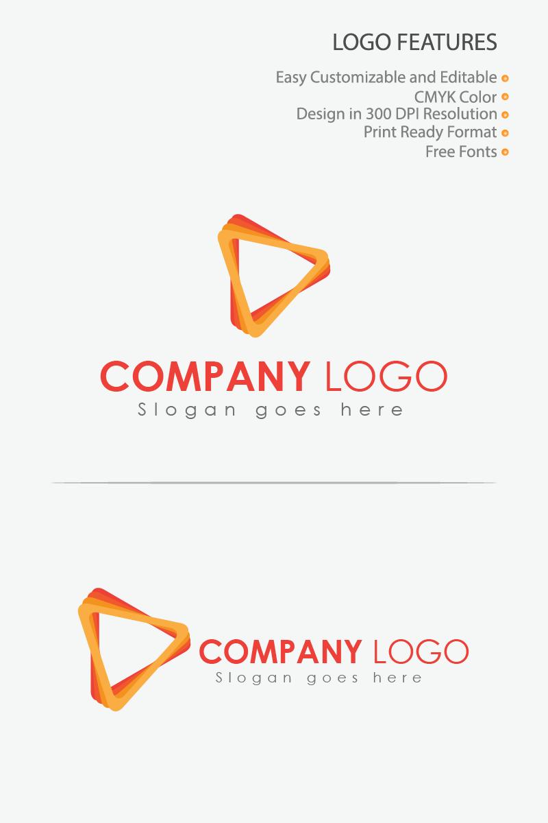 """Colorful Music Player"" Logo template №86300 - screenshot"