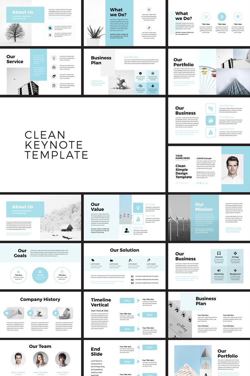 Pehela - Clean Minimal Business Keynote #86337