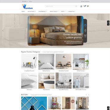 Купить  пофессиональные Shopify шаблоны. Купить шаблон #86401 и создать сайт.