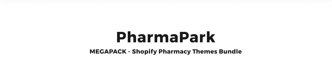 shopify themes, shopify themes bundle, shopify pharmacy, megapack