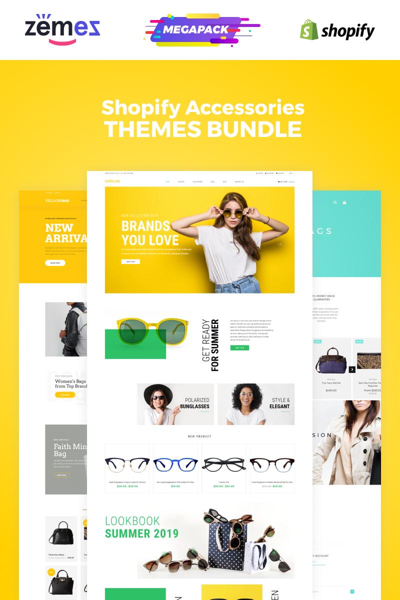 """Accessories Bundle"" - Shopify шаблон №86592"