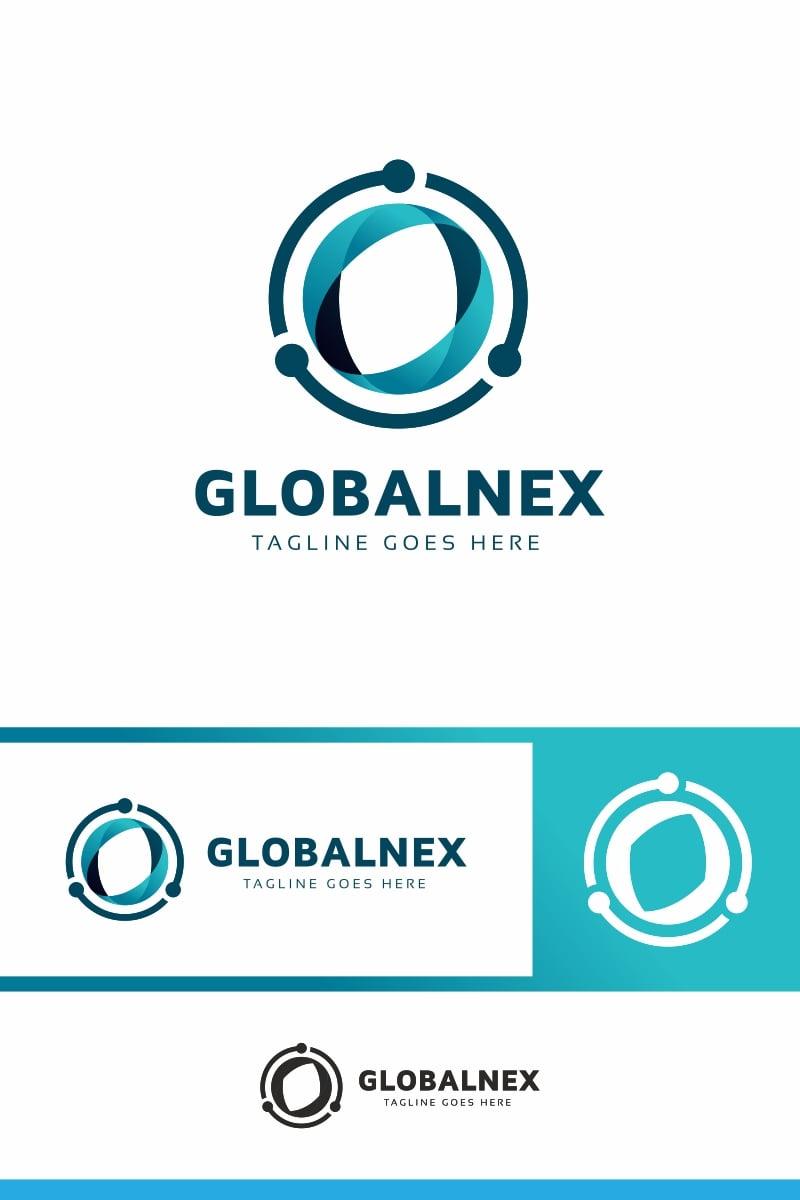 Global Company Logo Template
