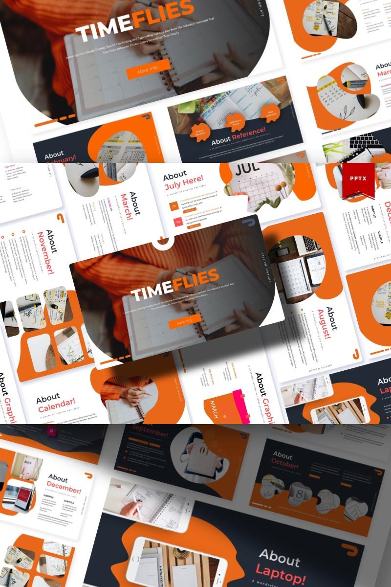 Timeflies   PowerPoint Template