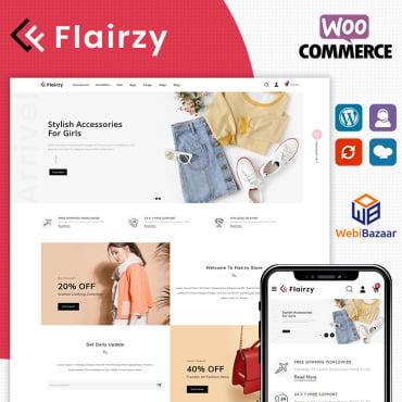 Купить  пофессиональные WooCommerce шаблоны. Купить шаблон #86619 и создать сайт.