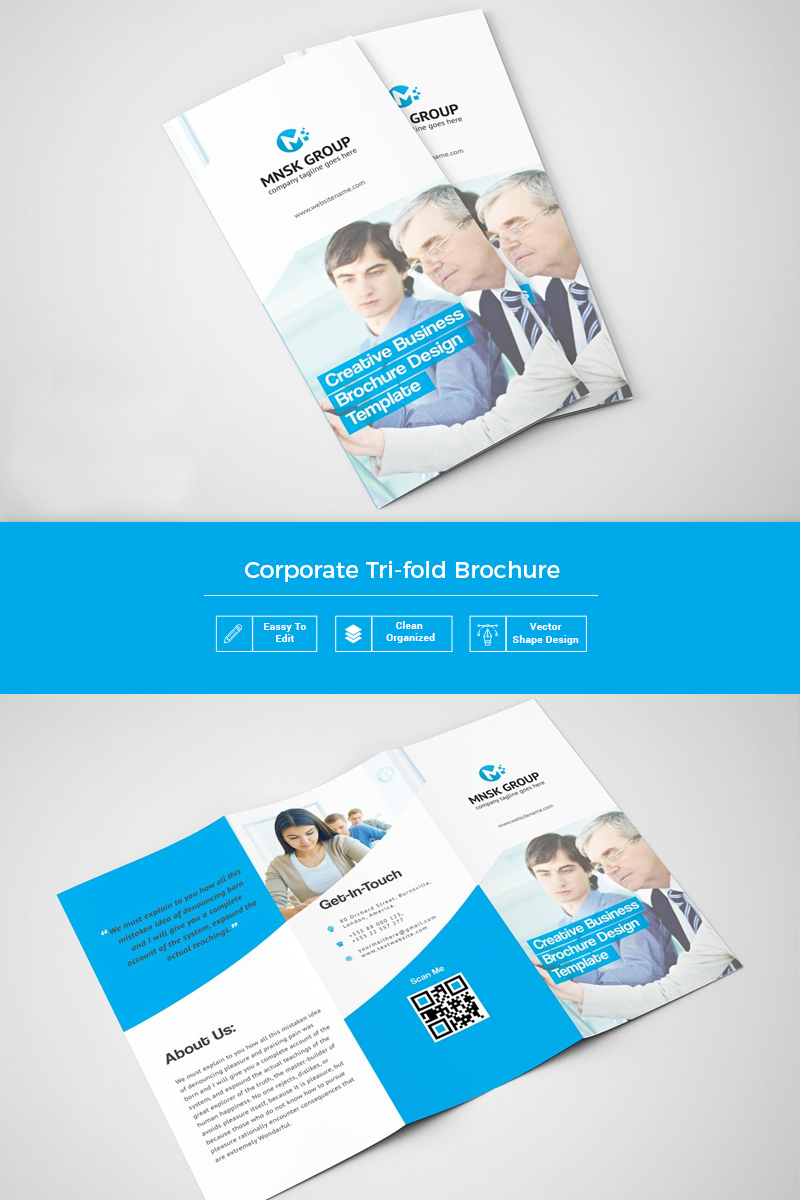 Branti Corporate Identity Template