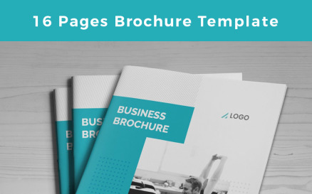Creativeya Creative and Minimalist  Pages brochure Corporate Identity